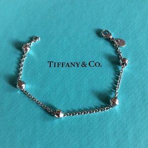 Tiffany & Co. Barrel beads bracelet